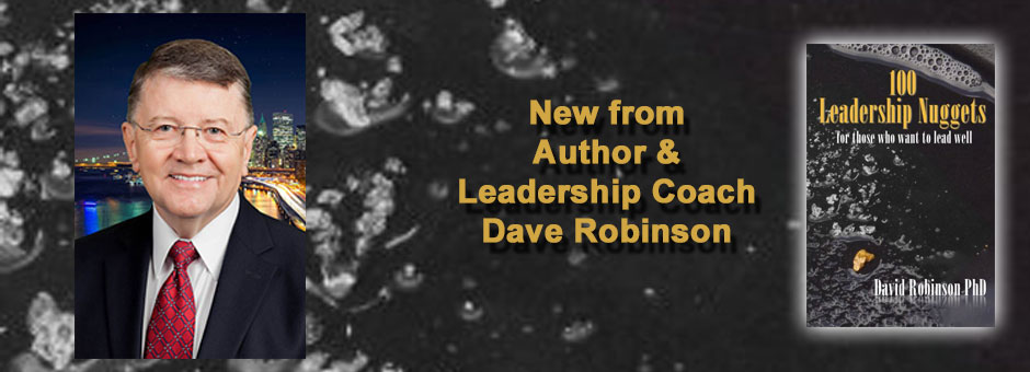100 Leadership Nuggets - Dave Robinson